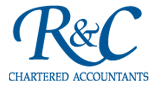 R & C Chartered Accountants logo